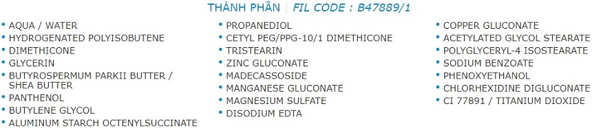 Kem dưỡng La Roche-Posay Cicaplast Baume B5 40ml