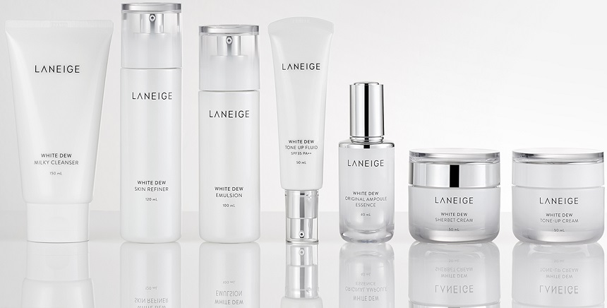Sữa dưỡng trắng da Laneige White Dew Emulsion