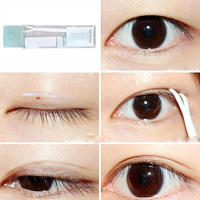 Gel kích mí Pro Eyelashes Eyelash Glue The Face Shop - Kích mí dễ dàng và an toàn...