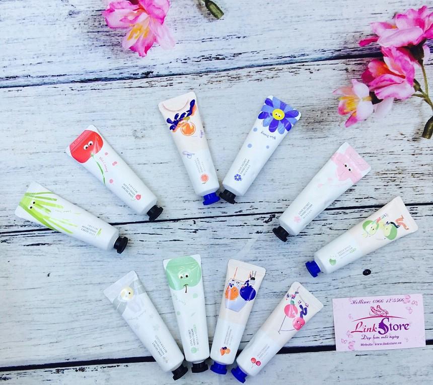 Kem dưỡng da tay Love Secret Hand Cream Missha