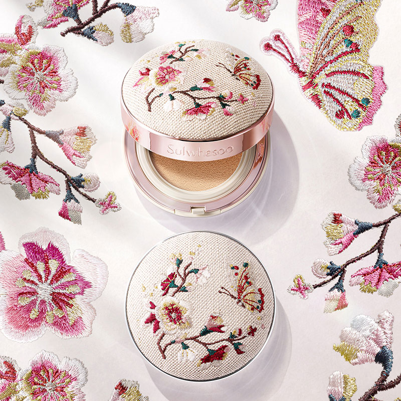 Image result for Sulwhasoo Perfecting Cushion Ex Coussin De Teint
