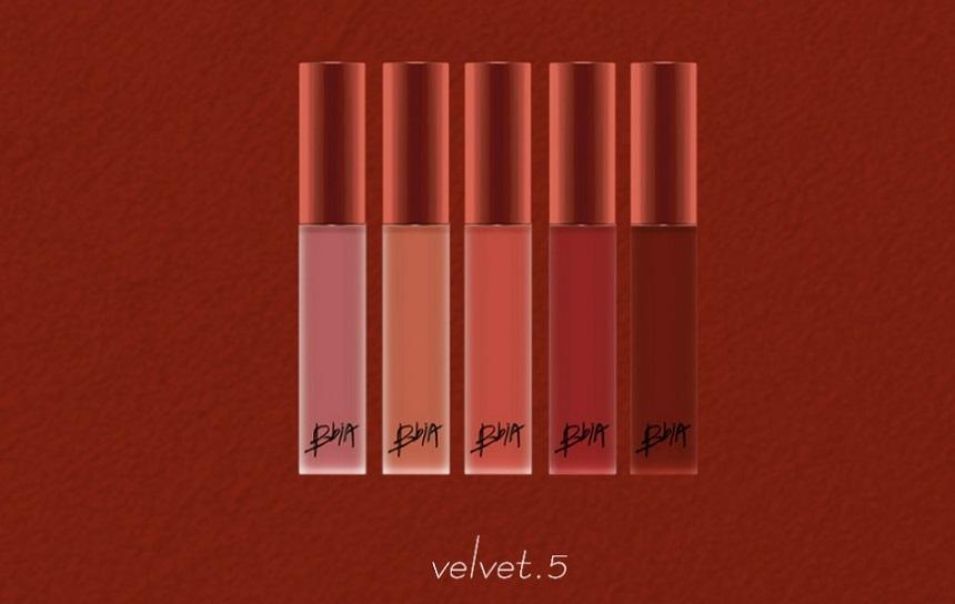 Son kem lì Bbia Last Velvet Lip Tint Ver5