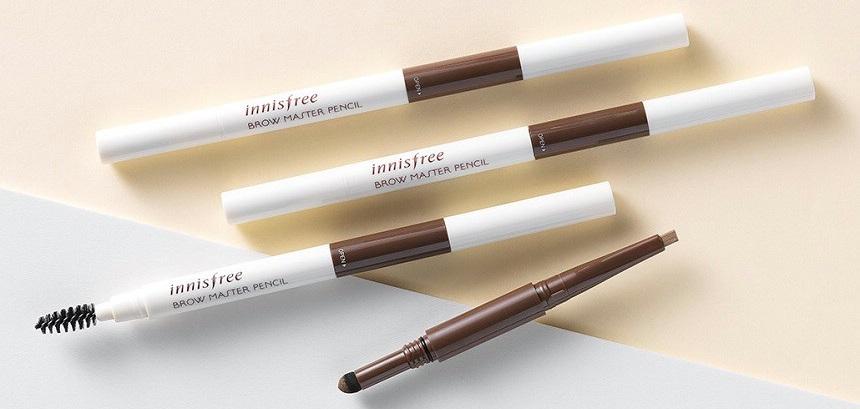 Chì kẻ mày 3 in 1 Innisfree Brow Master Pencil