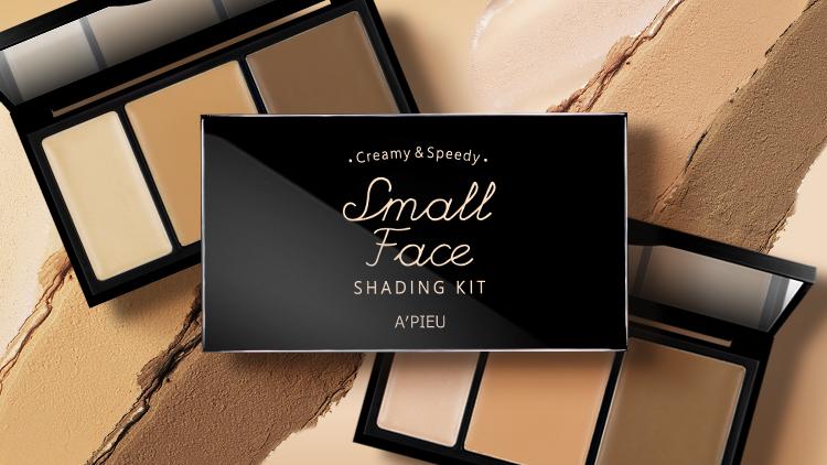 Tạo khối dạng kem A'pieu Small Face Shading Kit
