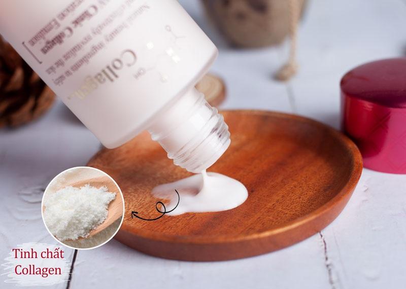 Sữa dưỡng 3W Clinic Collagen Regeneration Emulsion