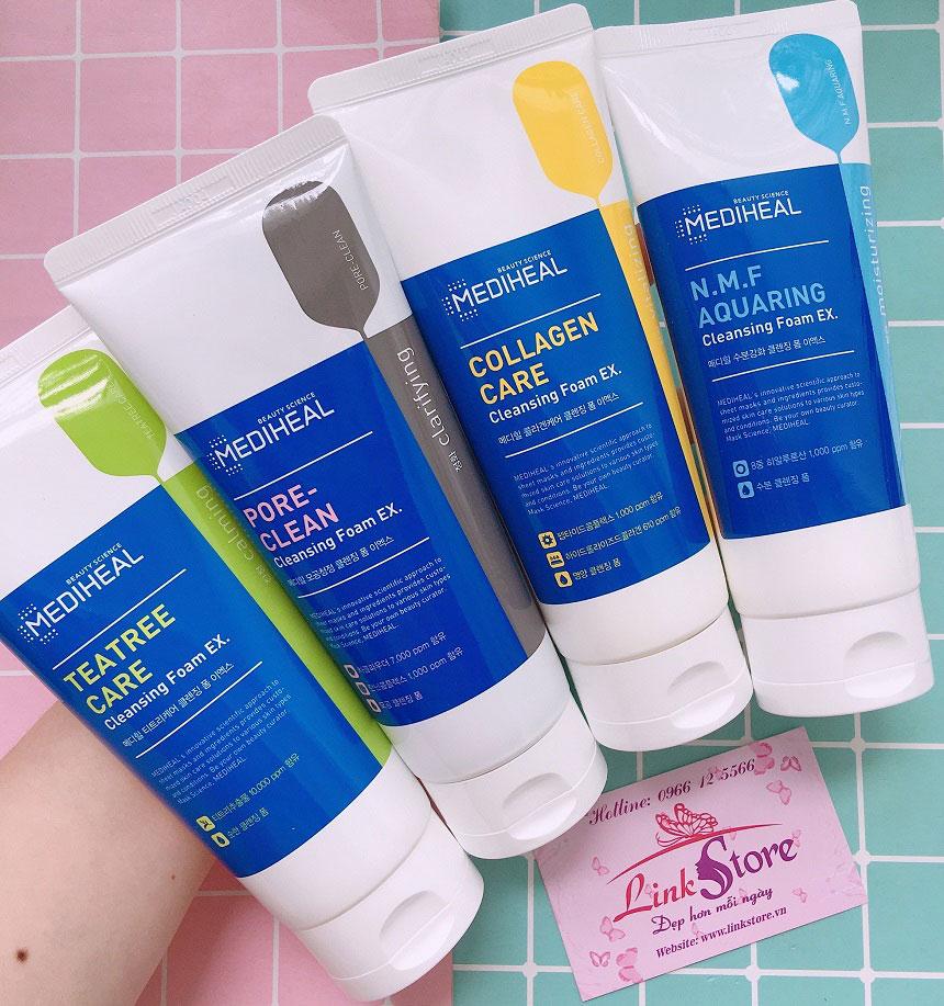 Sữa rửa mặt Mediheal Cleansing Foam EX