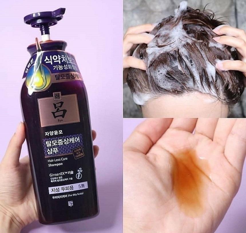 Dầu gội Ryo Hair Loss Care Shampoo - TRỊ RỤNG TÓC hiệu quả!