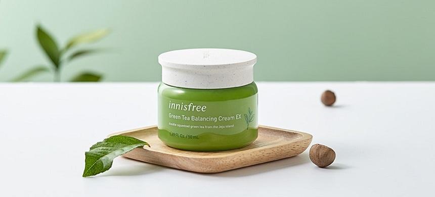Bộ dưỡng da trà xanh Green Tea Balancing Innisfree