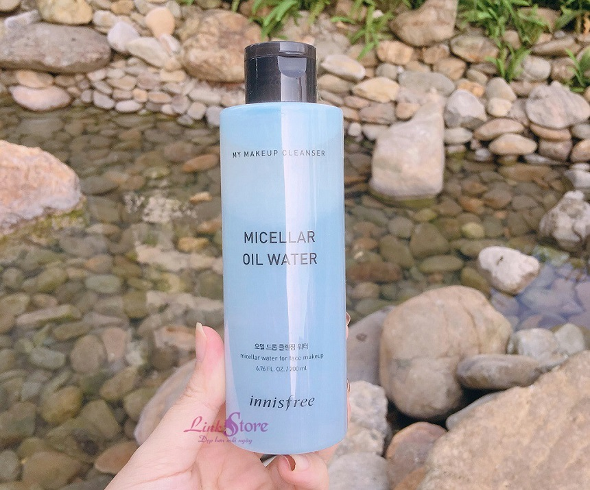 Nước tẩy trang Innisfree My Makeup Cleanser Micellar Oil Water