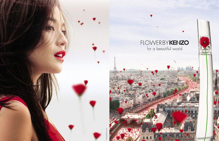 Nước hoa Flower By Kenzo Eau De Parfum - Đóa hoa ngát hương giữa phố thị ồn ào!