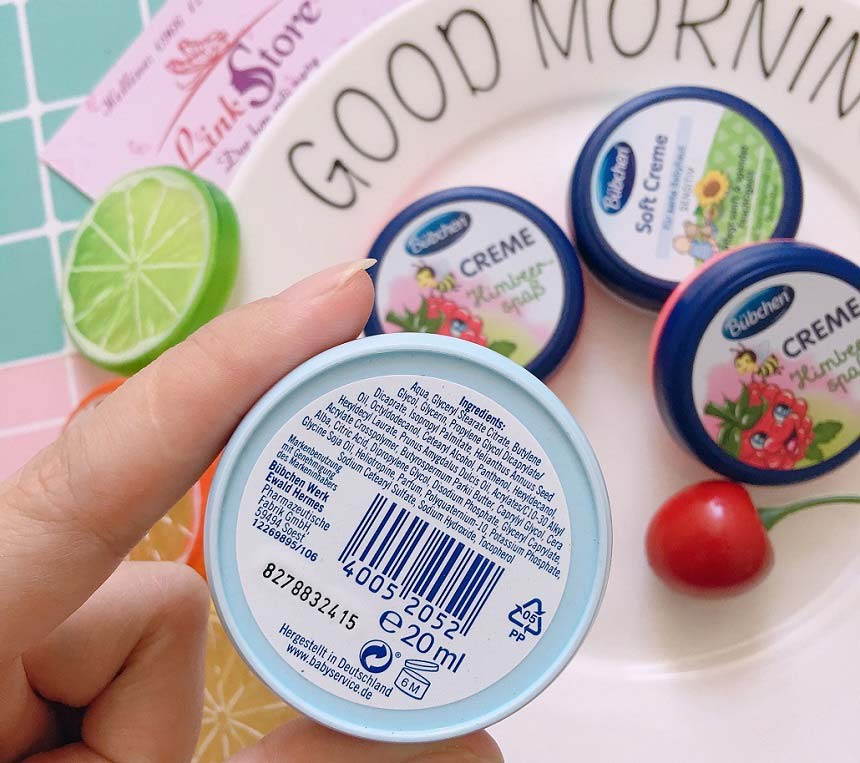 Kem dưỡng Bubchen Soft Creme - Kem dưỡng nẻ, dưỡng ẩm an toàn cho người lớn và trẻ em
