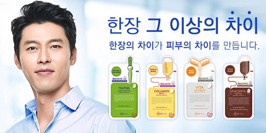Mặt nạ Mediheal Essential Mask EX - Mặt nạ miếng dạng giấy tốt nhất của dược mỹ phẩm Mediheal