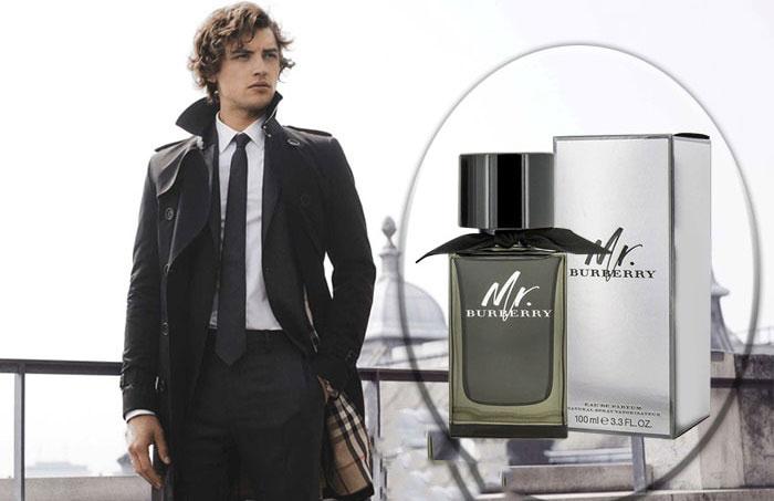 Nước hoa nam Mr Burberry Eau De Parfum - Lưu hương lâu, phong cách nam tính, cổ điển, sang trọng...