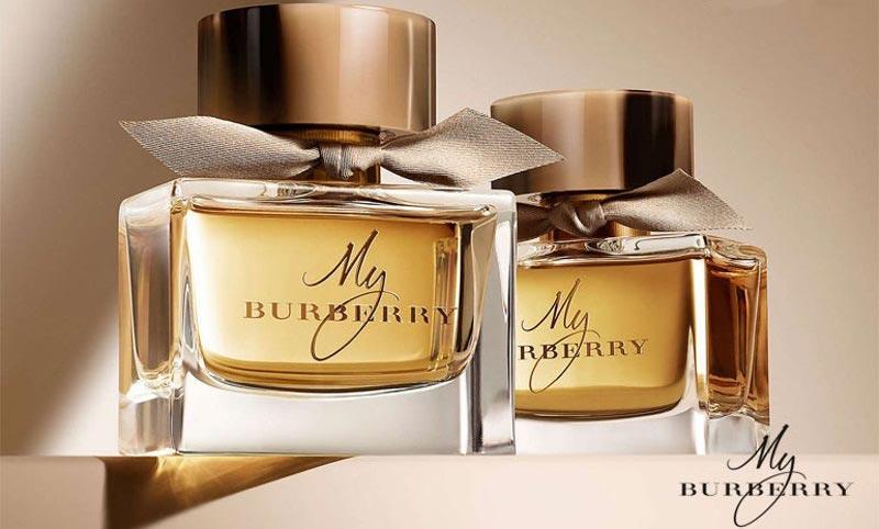 Nước hoa My Burberry Eau De Parfum - Tinh tế, nồng nàn, quý phái, thích hợp sử dụng hằng ngày, dạo phố, cuối tuần, hẹn hò...