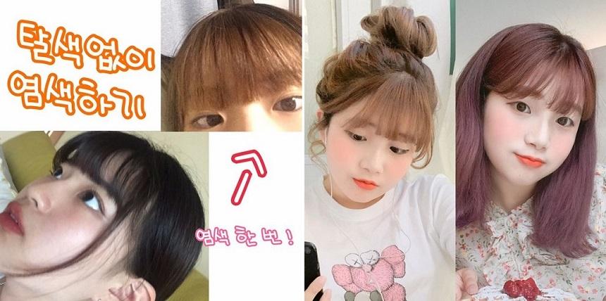 Nhuộm tóc Mise en Scene Hello Bubble Hair Foam - Tự nhuộm tóc tại nhà thật dễ dàng và nhanh chóng...