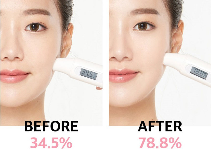 Phấn nước April Skin Magic Essence Shower Cushion SPF50+ PA++++ - Mang đến lớp nền mỏng mịn tự nhiên, dưỡng ẩm cho da...