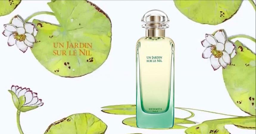 Nước hoa Hermes Un Jardin Sur Le Nil - Nước hoa Unisex dành cho cả nam và nữ.