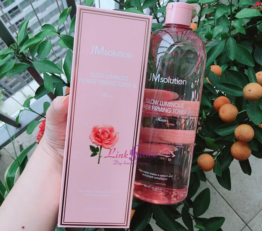 Nước hoa hồng JM Solution Toner XL - Cấp ẩm dịu mát làn da...