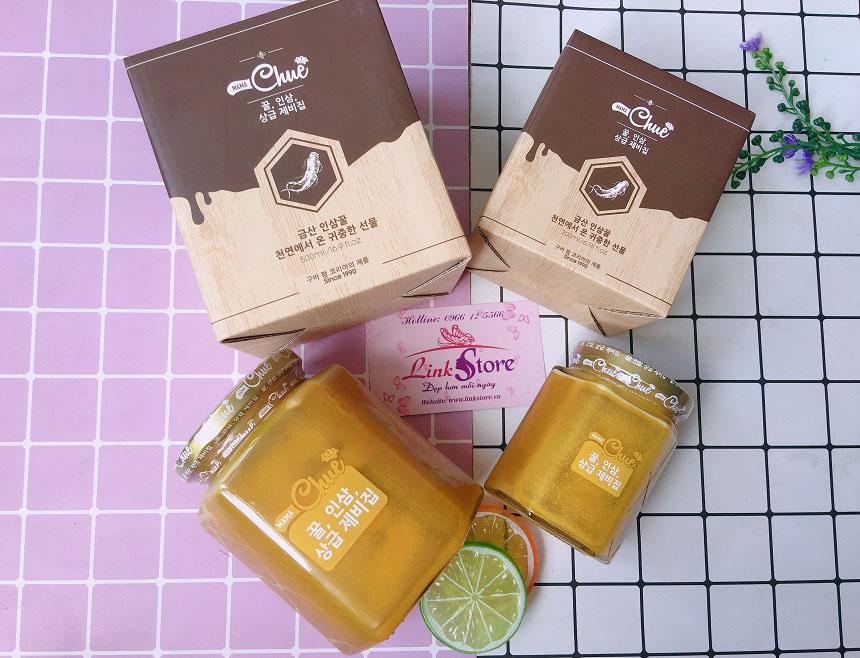 Sâm nghệ mật ong Mama Chuê Hàn Quốc - Hoàn toàn từ thiên nhiên, an toàn, chất lượng...