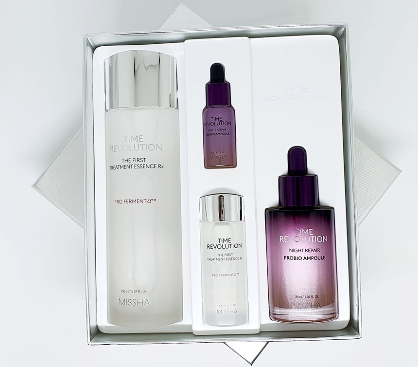 Bộ dưỡng Missha Time Revolution Best Seller Special Set