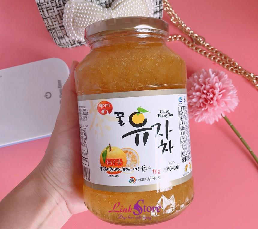 Mật ong chanh Hàn Quốc Gavo Farms