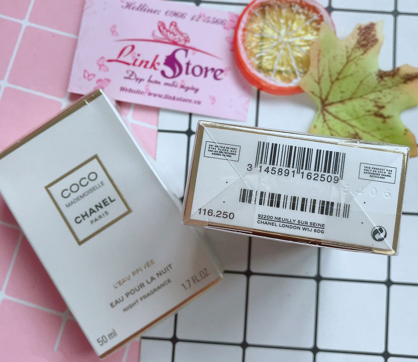 Nước hoa Chanel Coco Mademoiselle L'Eau Privée - Hương thơm quyến rũ của màn đêm...