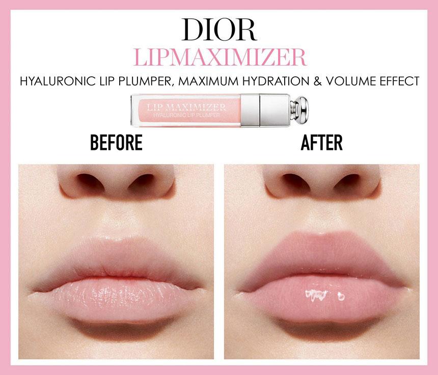 Son dưỡng Dior Addict Lip Maximizer
