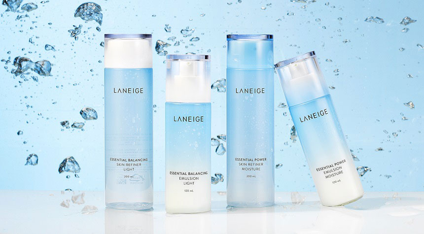 Nước hoa hồng Laneige Essential Power Skin Refiner Moisture