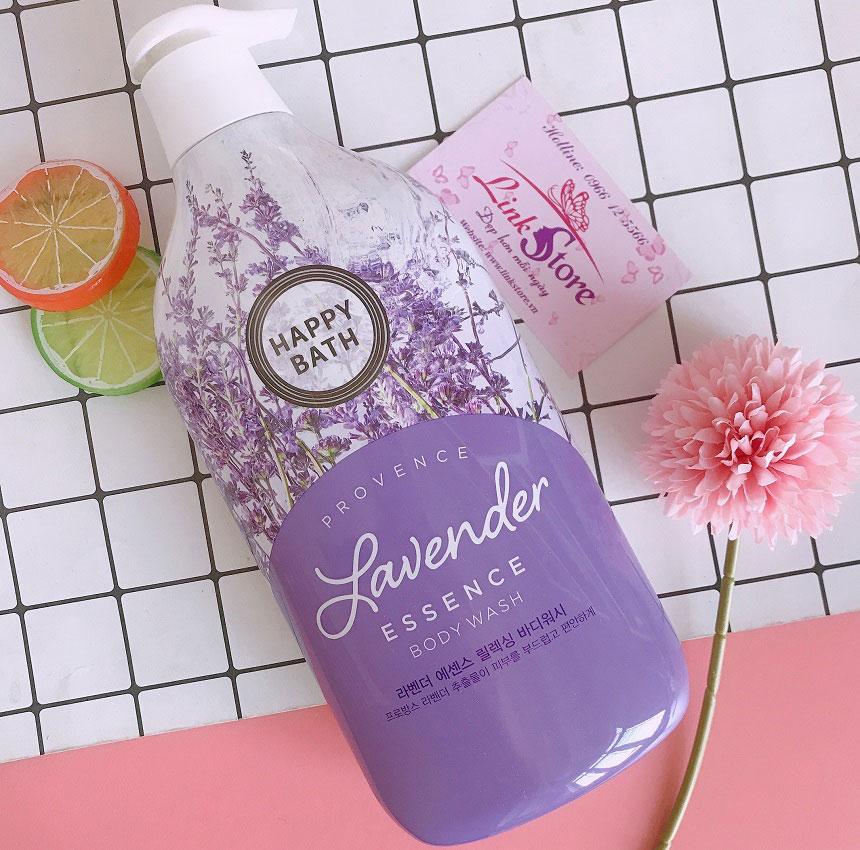 Sữa tắm Happy Bath Essence Body Wash